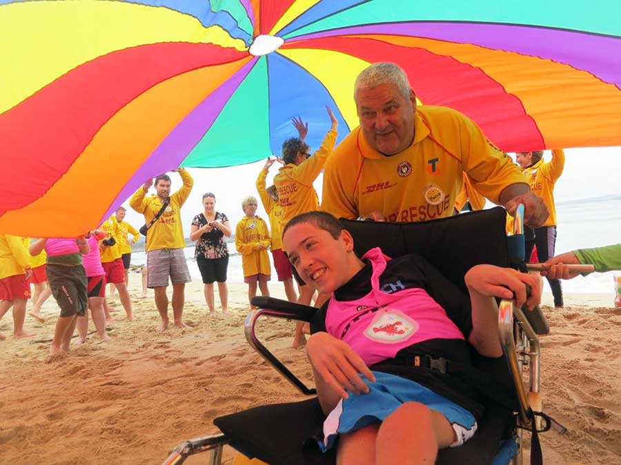 Moruya SLSC Special Nippers program